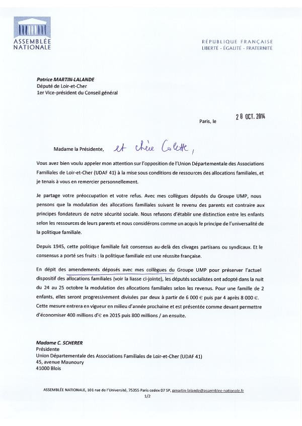 SCHERER_UDAF_41_reponse_modulations_allocations_familiales_20141028_1